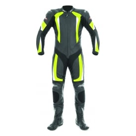 RST R-16 ONE PIECE SUIT FLUO YELLOW