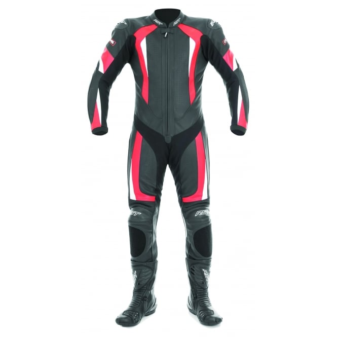 RST R-16 ONE PIECE SUIT RED