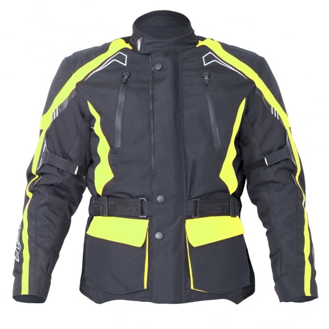 RST Rallye Jacket Flo Yellow