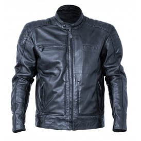 RST Roadster II Leather Jacket Vintage Black