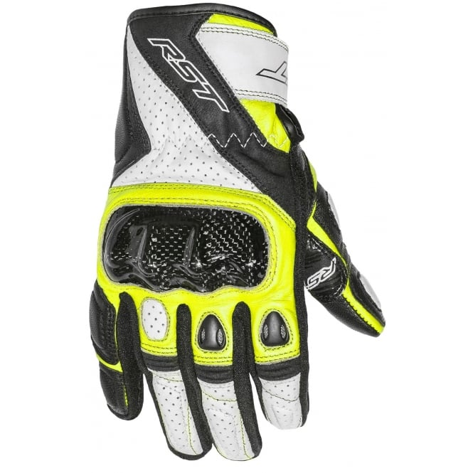 RST STUNT III CE GLOVE FLUO YELLOW