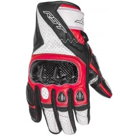 RST STUNT III CE GLOVE RED