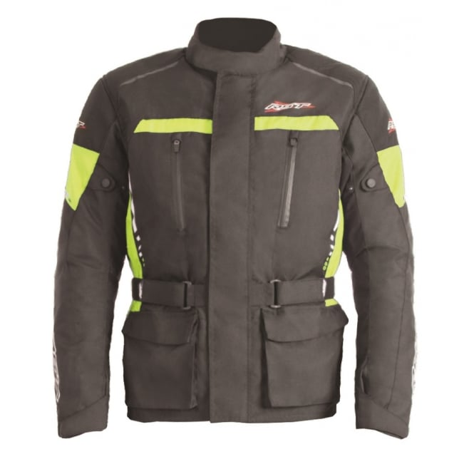 RST Tour Master II Jacket Flo Yellow