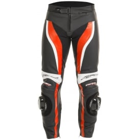 RST TRACTECH EVO II JEAN FLUO RED