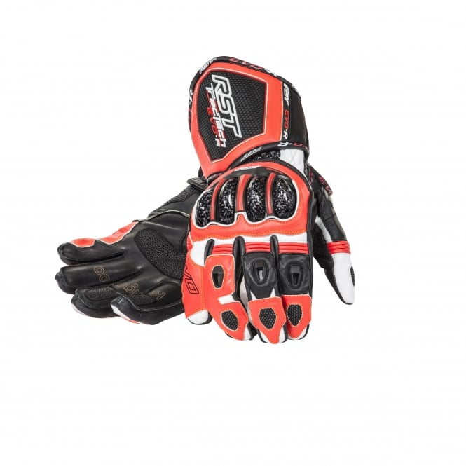 RST TRACTECH EVO RACE FLO RED