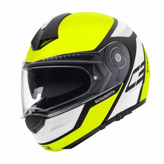 Schuberth Helmets C3 PRO ECHO YELLOW