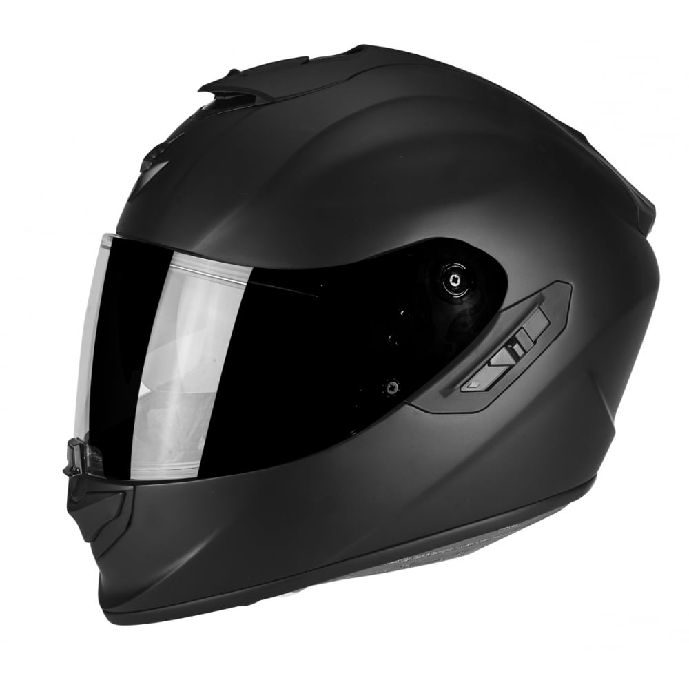 scorpion exo 1400 air matt black motorcycle helmets from. Black Bedroom Furniture Sets. Home Design Ideas