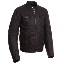 SEGURA JIMMY JACKET BLACK