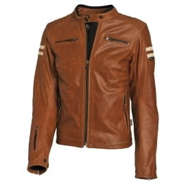 SEGURA LADY RETRO JACKET CAMEL
