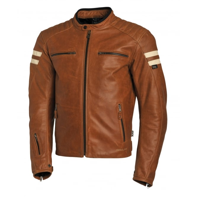 Segura RETRO JACKET CAMEL