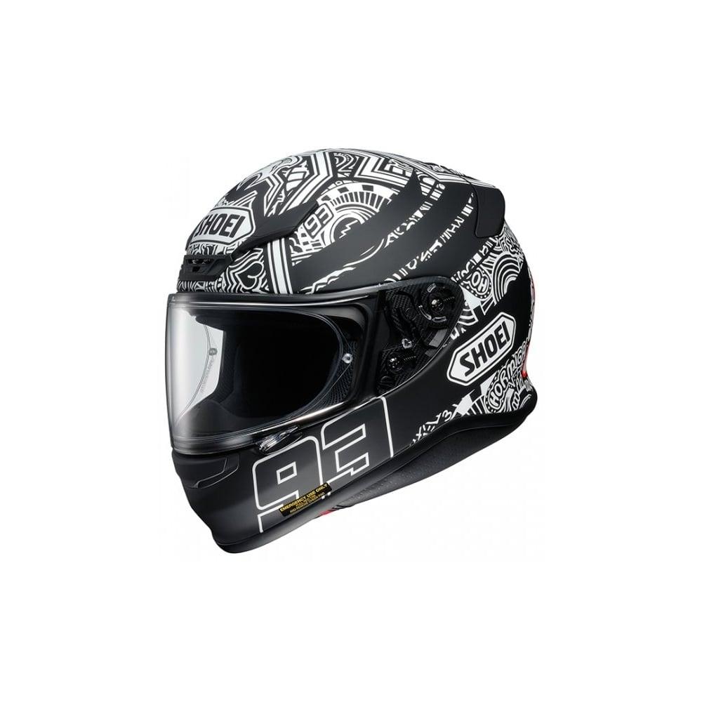 shoei nxr marquez tc5 digi ant motorcycle helmets from custom lids uk. Black Bedroom Furniture Sets. Home Design Ideas