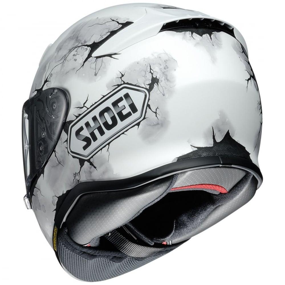 618c1e55 Shoei NXR Ruts TC6 - Motorcycle Helmets from Custom Lids UK