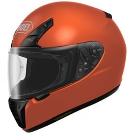 Shoei RYD Plain Tangerine Orange