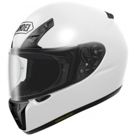 Shoei RYD Plain White