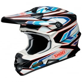 Shoei VFX-W Blockpass TC2