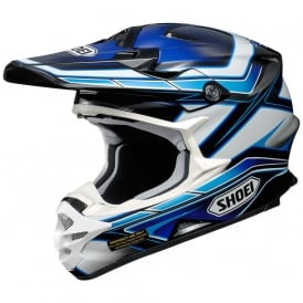Shoei VFX-W Capacitor TC2 MX Helmet