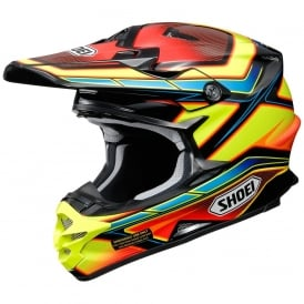 Shoei VFX-W Capacitor TC3 MX Helmet