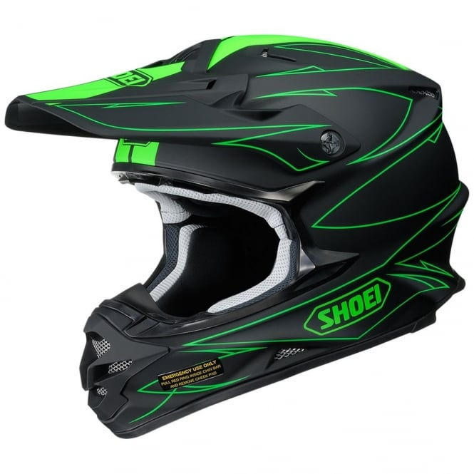 Shoei VFX-W Hectic TC4