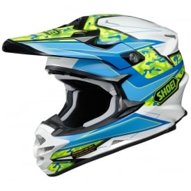 Shoei VFX-W Turmoil TC2