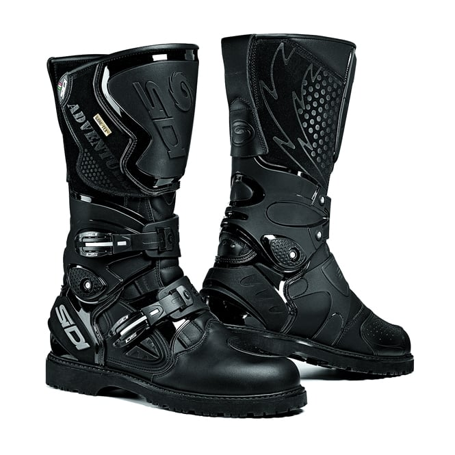 Sidi Adventure Gore Black