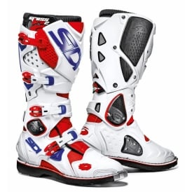 Sidi Crossfire 2 Red/White/Blue