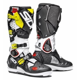 Sidi Crossfire 2 SRS White/Black/Fluo