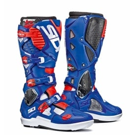 Sidi Crossfire 3 SRS Blue / red