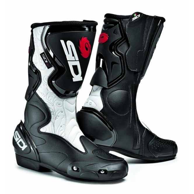 Sidi Fusion Lady White/Black