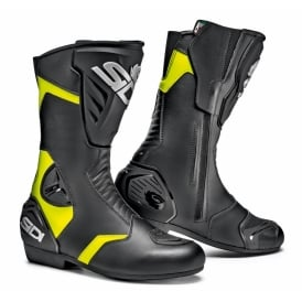 Sidi Black Rain Black/Yellow