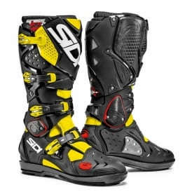 Sidi Crossfire 2 SRS Yellow Fluo/Black