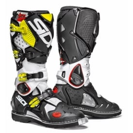 Sidi Crossfire 2 White/Black/Fluo