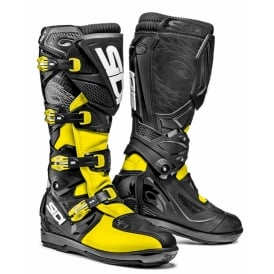 Sidi Xtreme SRS Yellow Fluo/Black