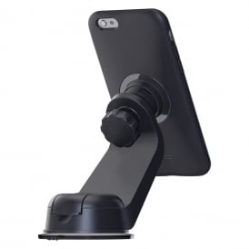 SP Connect Suction Mount Black