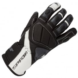 SPADA BURNOUT GLOVES BLACK/WHITE/GREY