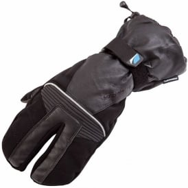 SPADA CLAW GLOVES BLACK
