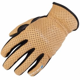SPADA DRIVER GLOVES SAND/BLACK
