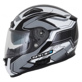 Spada Helmet Arc Dart Black/Grey