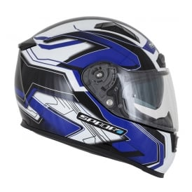 Spada Helmet Arc Dart White/Blue