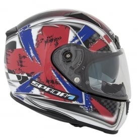 Spada Helmet Arc Patriot White/Red/Blue