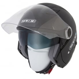 Spada Helmet Duo Matt Black