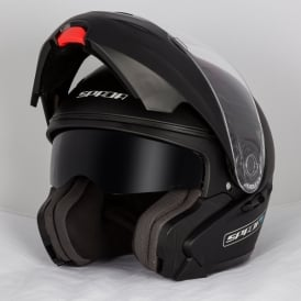 Spada Helmet Reveal Matt Black