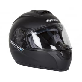 Spada Helmet SP16 Voltor Matt Black/Orange/Silver