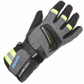SPADA LATOUR WP GLOVES BLACK/FLUO