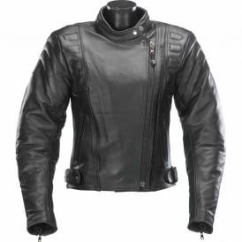 Spada Leather Jackets Ladies Road Black