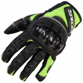 SPADA MX-AIR GLOVES FLUO