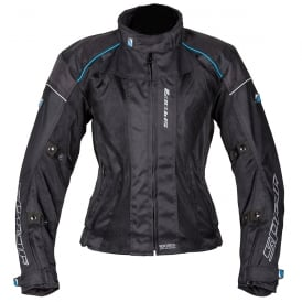 Spada Textile Jacket Air Pro 2 Black