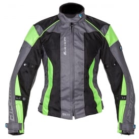 Spada Textile Jacket Air Pro 2 Silver/Black/Fluo