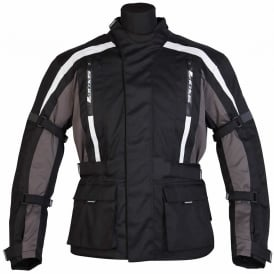 Spada Textile Jacket Core Black/Grey