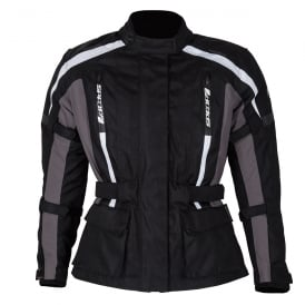 Spada Textile Jacket Core Ladies Black/Grey