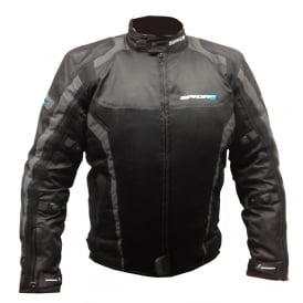 Spada Textile Jacket Corsa GP Air Blk/Grey